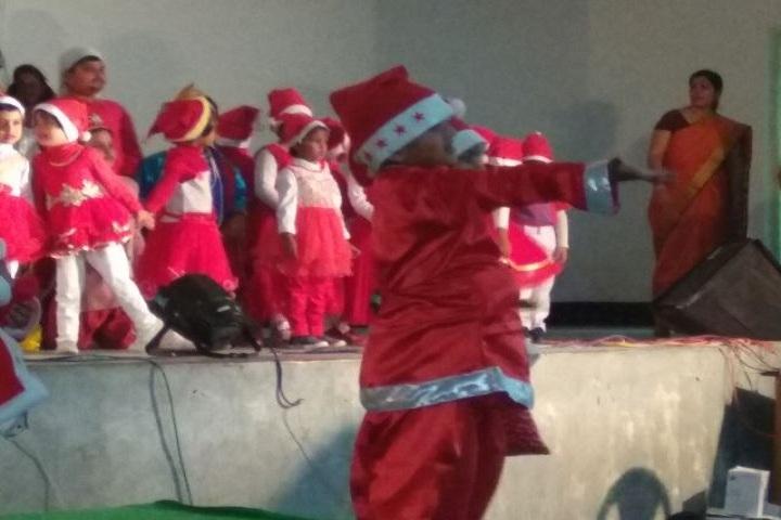 The Assembly Of God Church School-Christamas Celebrations