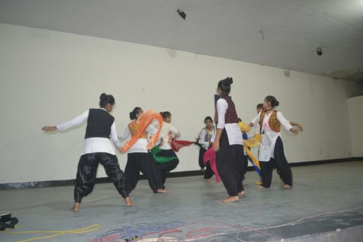 The Assembly Of God Church School-Dance
