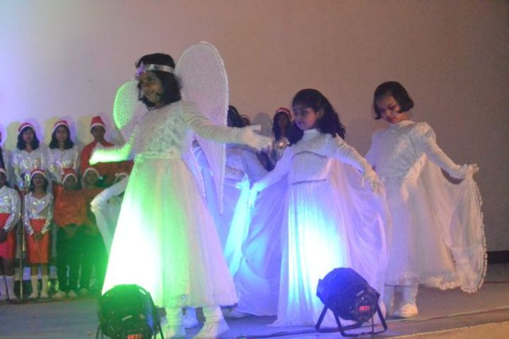 The Assembly Of God Church School-Fancy Dress
