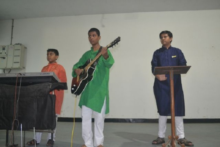 The Assembly Of God Church School-Music