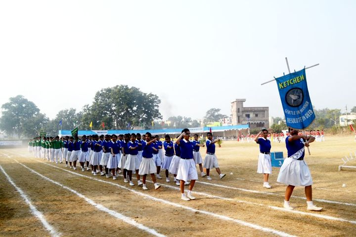 The Assembly Of God Church School-Sports day