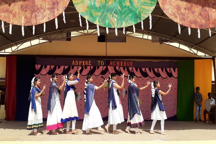 Carmel Convent School Mahasamund-Dance