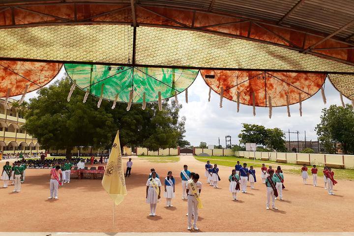 Carmel Convent School Mahasamund-Houses