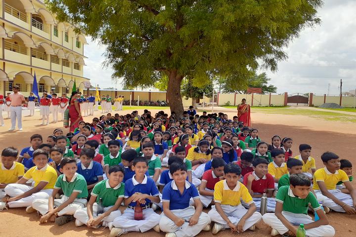 Carmel Convent School Mahasamund-Students
