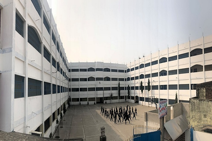 The Holy Angels English Academy-Campus View