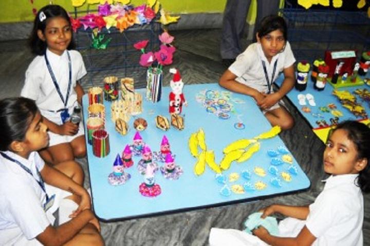Usha Martin School-Activity