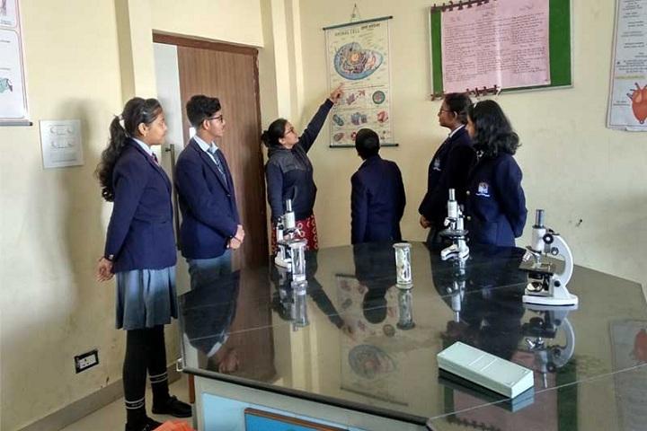 Usha Martin School-Biology Lab