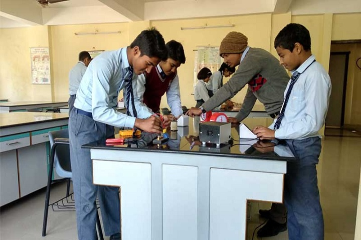 Usha Martin School-Electronic Lab