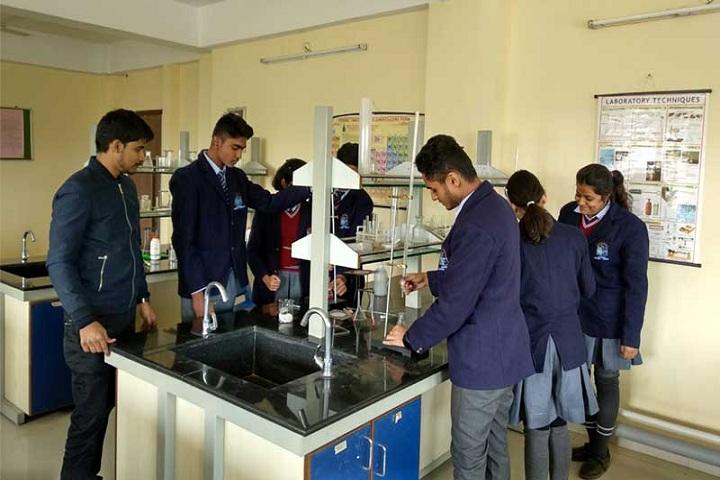 Usha Martin School-Science Lab