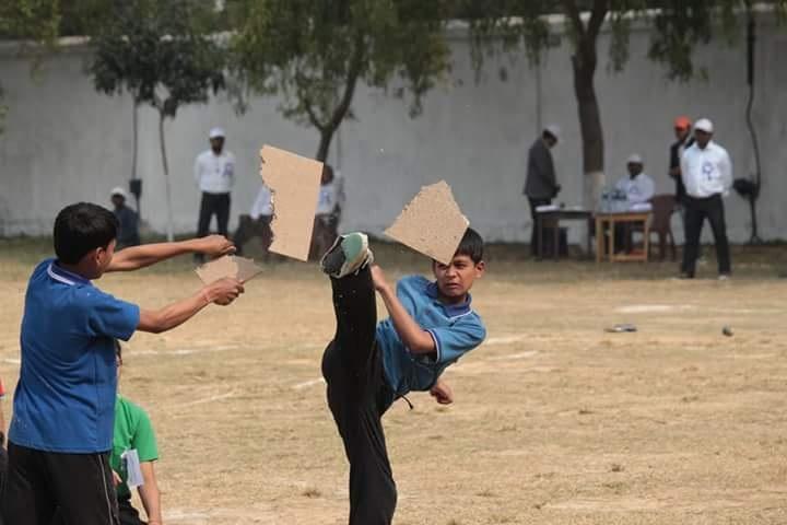 Usha Martin School-Self Defence