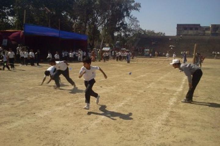 Usha Martin School-Sports