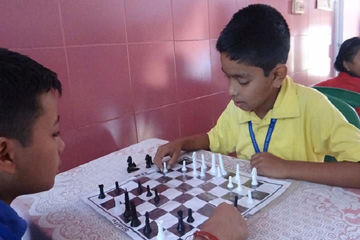 Victoria Public School-Chess