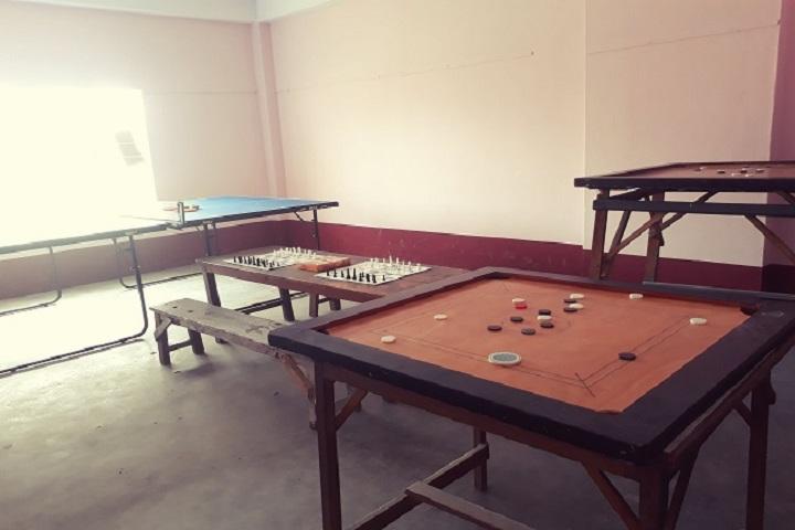 Victoria Public School-Indoor Games