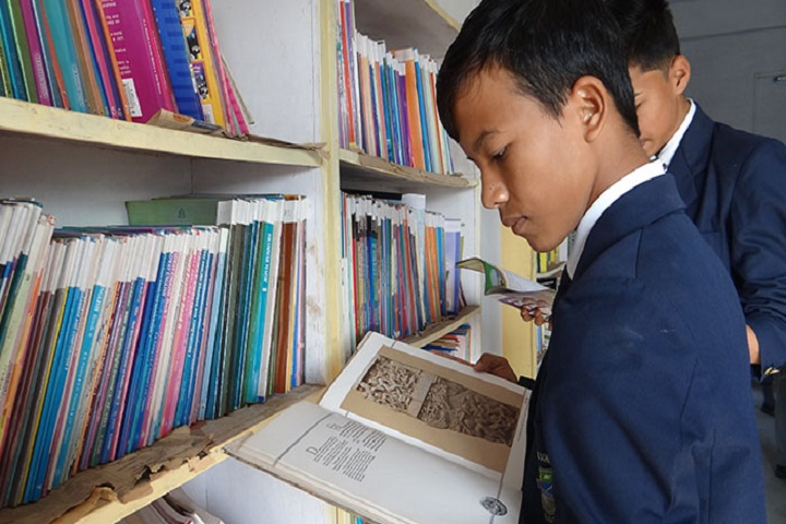 Victoria Public School-Library