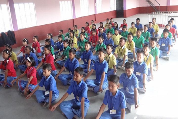 Victoria Public School-Yoga