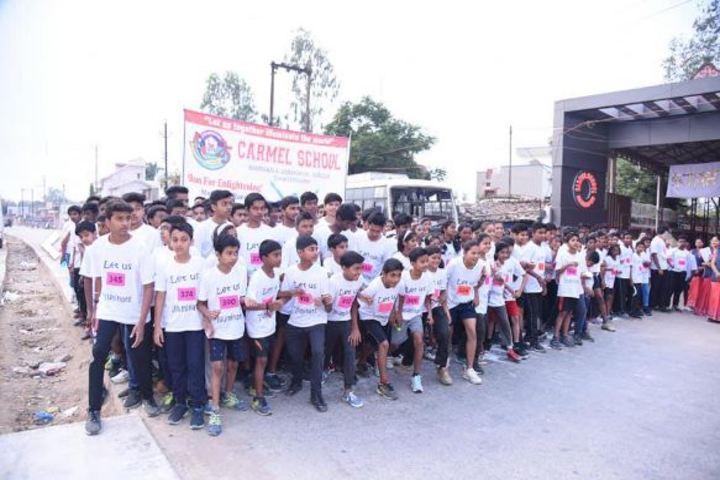Carmel School-Marathon