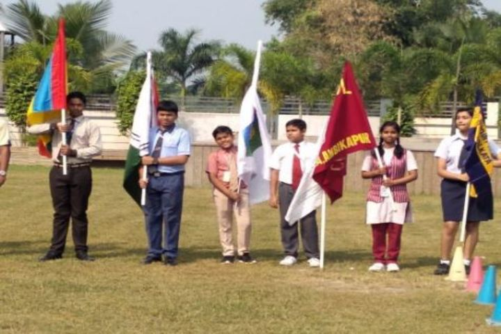 Carmel School-Sports Day