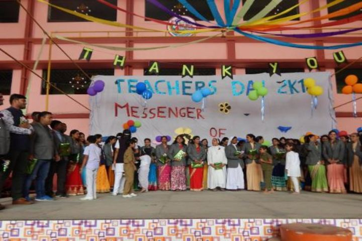 Carmel School-Teachers Day
