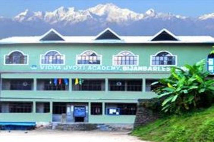Vidya Jyoti Academy-Building