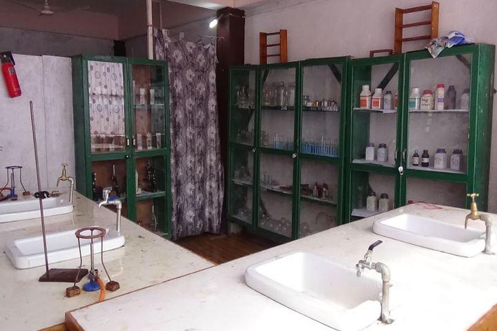 Vidya Jyoti Academy-Chemistry Lab