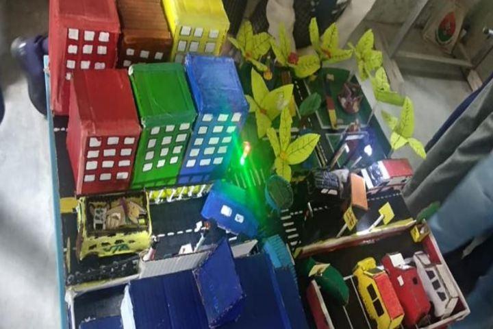 Vidya Jyoti Academy-Exhibition