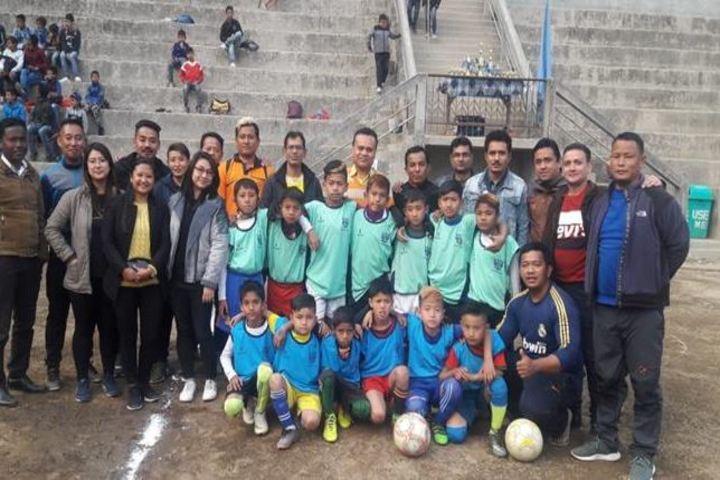 Vidya Jyoti Academy-Sports