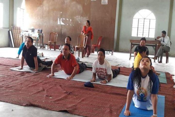 Vidya Jyoti Academy-Yoga