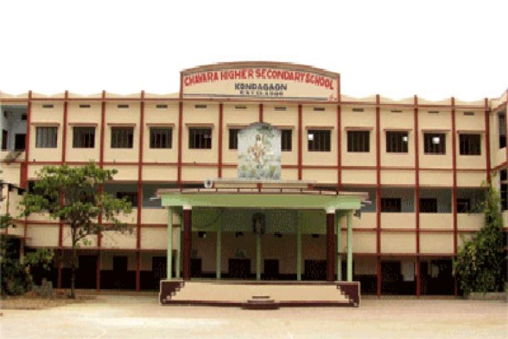 Chavara Higher Secondary School-Campus View