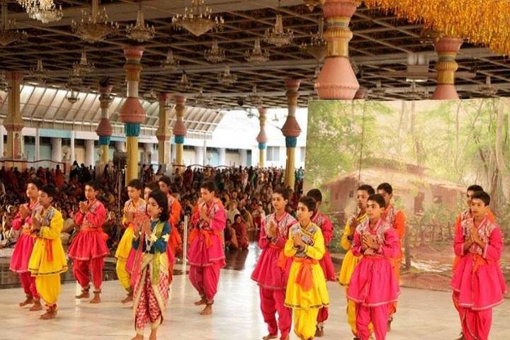 Sri Sathya Sai Gurukulam English Medium School-Drama