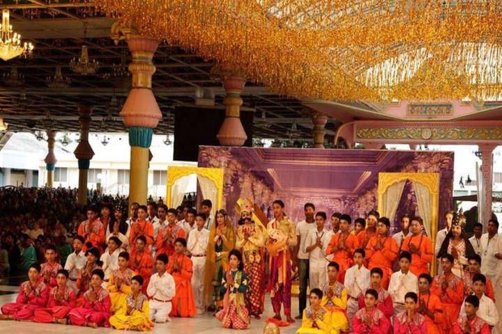 Sri Sathya Sai Gurukulam English Medium School-Event
