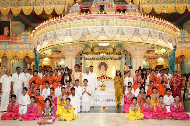 Sri Sathya Sai Gurukulam English Medium School-Group Photo
