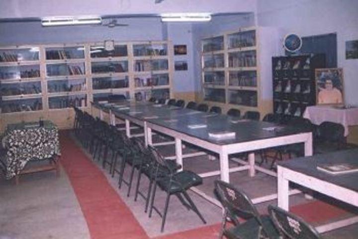 Sri Sathya Sai Gurukulam English Medium School-Library