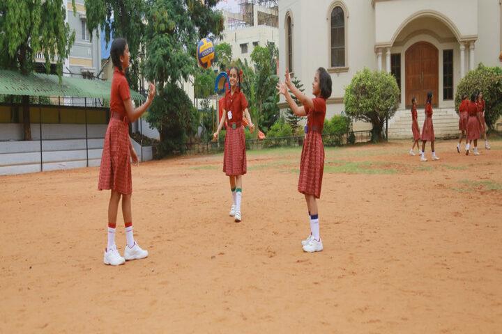 Timpany School-Play Ground
