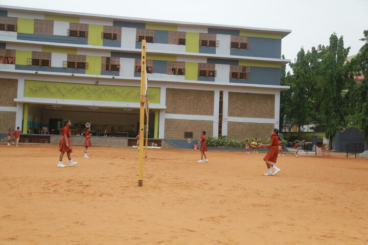 Timpany School-Volley Ball