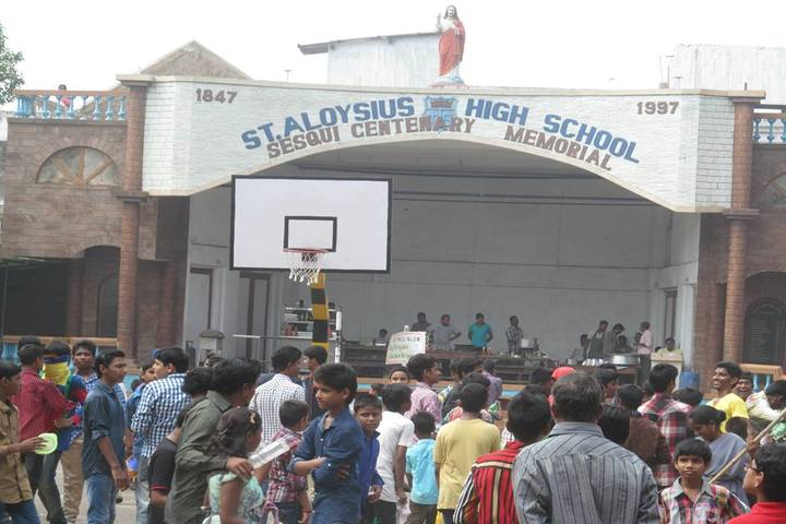 St Aloysius Anglo Indian High School-Event