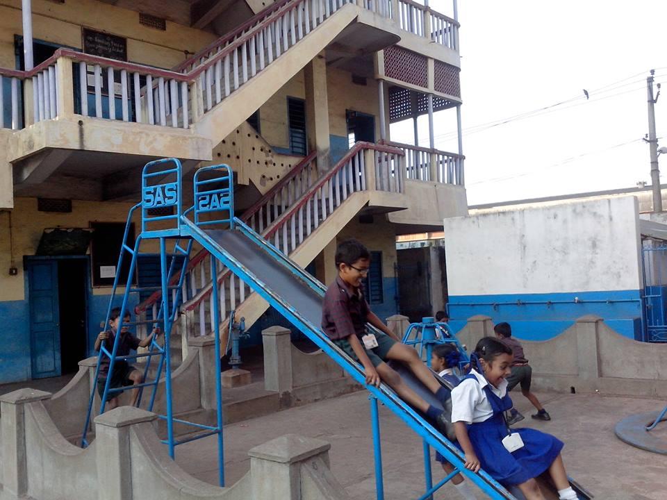 St Aloysius Anglo Indian High School-Kindergarten
