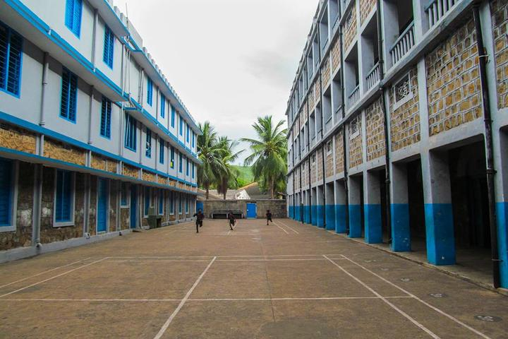 St Aloysius Anglo Indian High School-Running