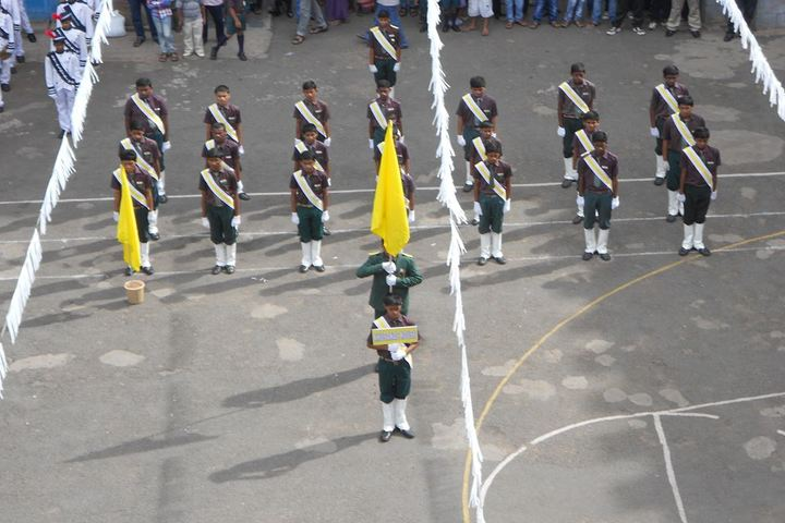 St Aloysius Anglo Indian High School-Sports Meet