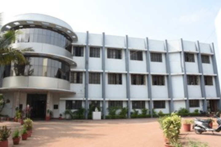 Chhattisgarh Public School-Campus