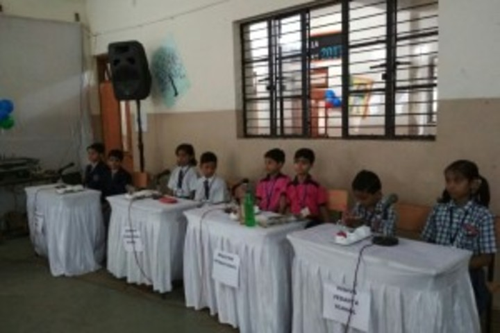 Chhattisgarh Public School-Science Quiz