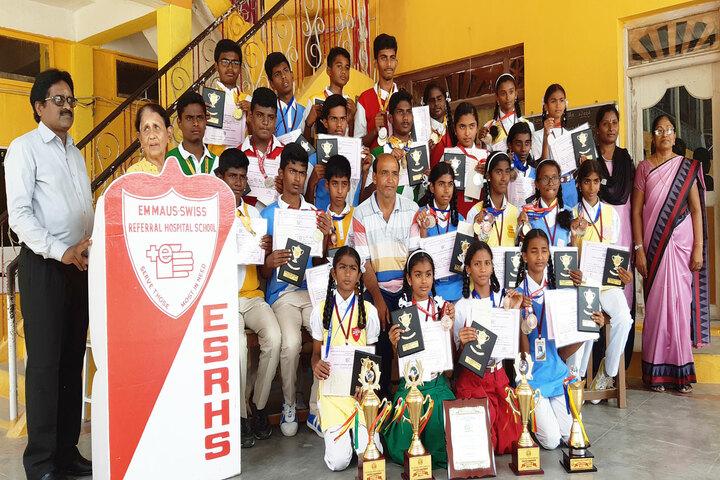 Emmaus Swiss Referral Hospital School-Achievement