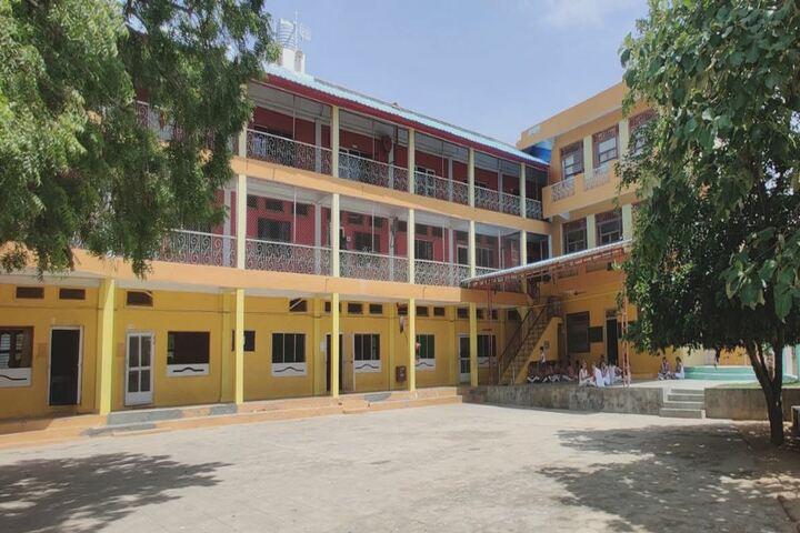 Emmaus Swiss Referral Hospital School-Campus View