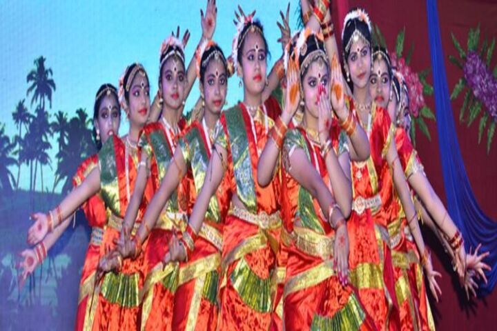 D A V Public School-Classical Dance