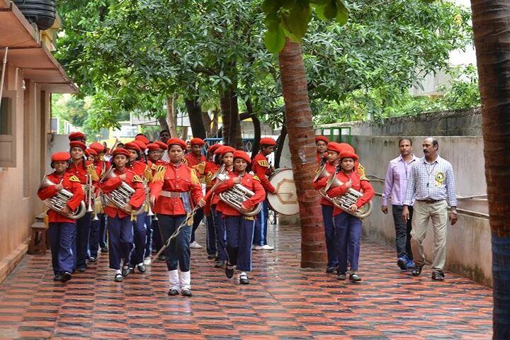 St  Francis School-School Band