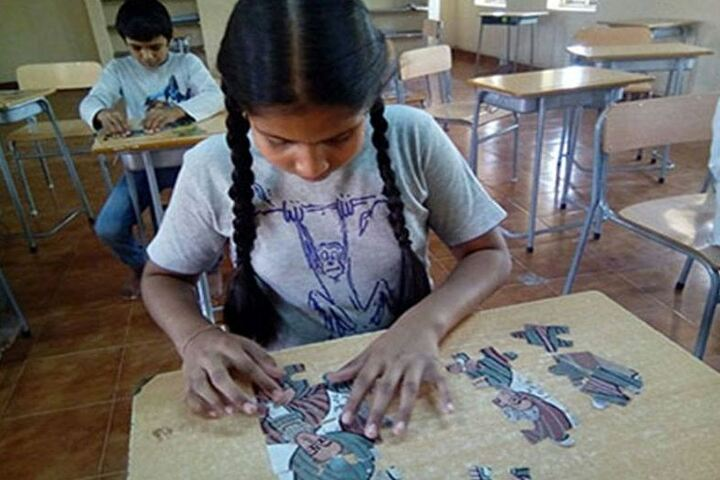 The Peepal Grove School-Arts