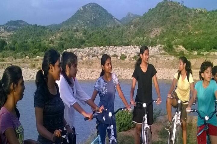 The Peepal Grove School-Cycling