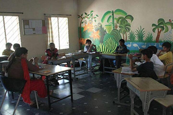 The Peepal Grove School-Debate