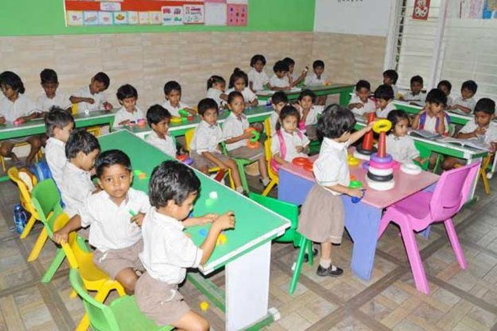 The Future Kids School-Kids Classroom