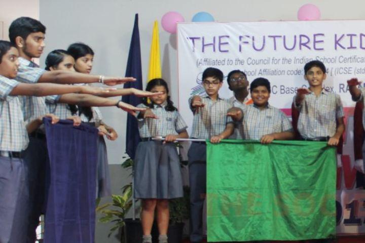 The Future Kid School-Pledge