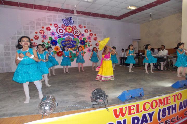 D A V Public School-Foundation Day